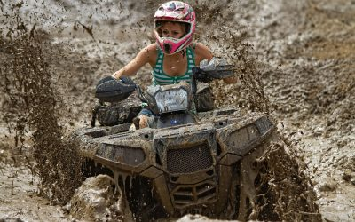 Conquer Mud with Your ATV